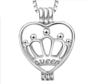 Queen Sterling Silver Cage sku # 147-C