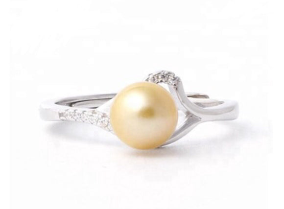 Promise Ring Sterling Silver Adj. sku # 303-R