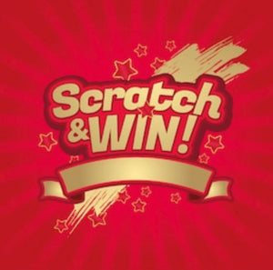 Scratch & Win Game ($25)