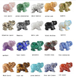 Gem Stone Animal (Buy 2 & get Free Shipping only if you buy 2 Use the code ADD)