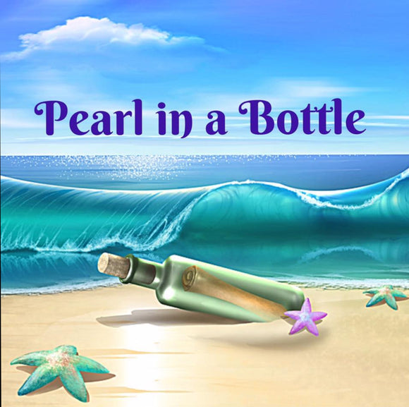 Pearl in a Bottle (6-8mm)