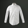 Open Package - Men's Pilot Shirt - Slim Fit LS, W/Delta Eyelets