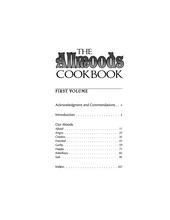 Load image into Gallery viewer, The Allmoods Cookbook First Volume