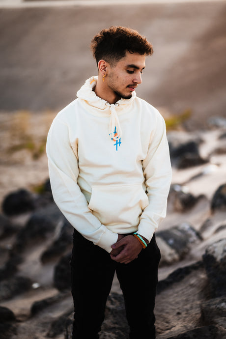 HOH Cream Pullover Hoodie