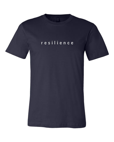 Navy Blue Resilience T-shirt