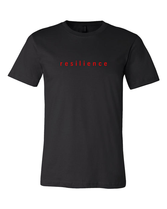 Black Resilience T-shirt