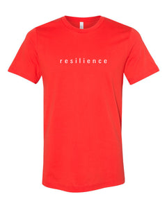 Red Resilience T-shirt