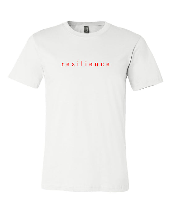 White Resilience T-shirt