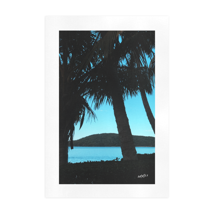 Art Print . Island Dreaming-Home - Wall Art-Discover Your Nook