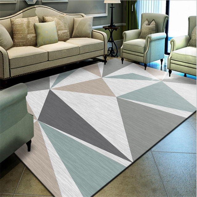 Modern European Minimalist Carpet Rug-Discover Your Nook