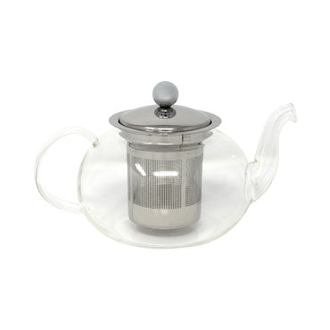 Glass Teapot with Infuser - Small