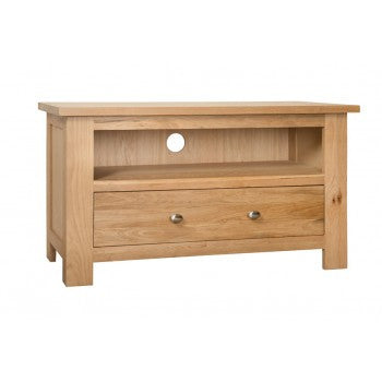 Smart Oak TV Stand with1 Drawer