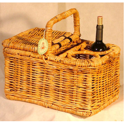 2 Bottle Picnic Hamper