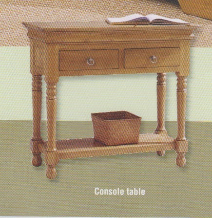 Chambre 2 Drawer Console Table