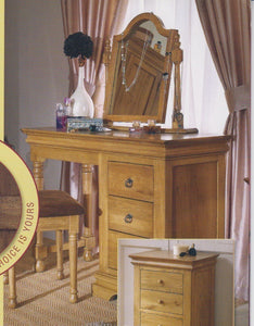 Chambre Dressing Table Stool