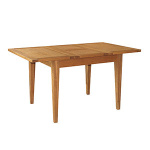 Coach House Brooklyn Oak Extending Dining Table