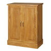 Benton Oak 2 Door Cupboard