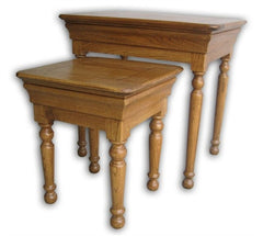 Phillipe Oak Nest of Tables