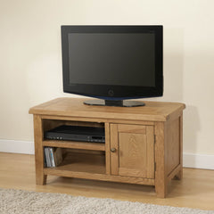 Shrew Oak Standard TV Unit