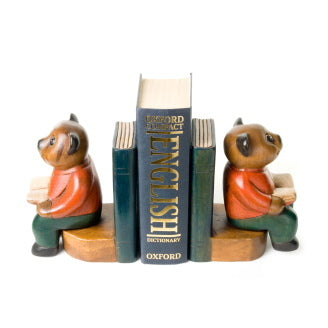 Teddy-bear Bookends