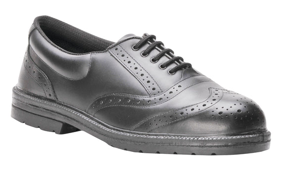 FW46 - Pantofi Executive Brogue Steelite S1P