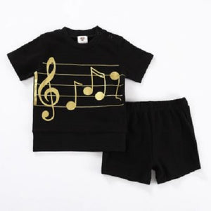 Musical Pajamas Short