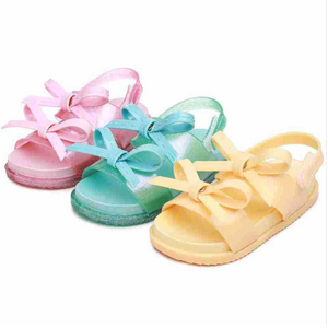 Two Bow Pool Sandals