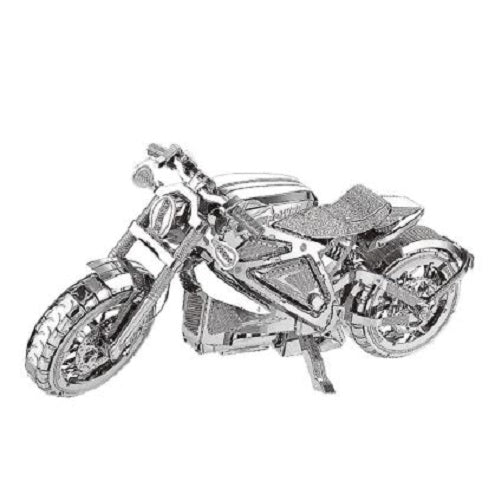 Metal Puzzle Motorcycle