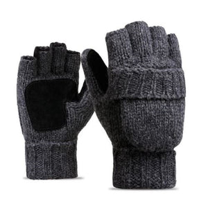 Thick Fingerless Gloves