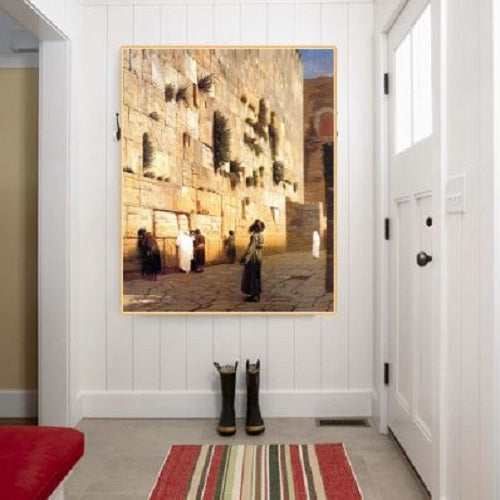 Old Kotel Painting