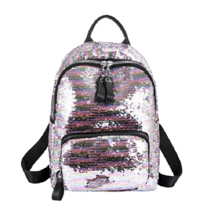 Sequin Bookbag