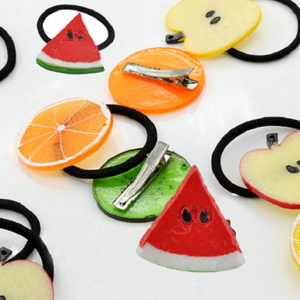 Fruit Hair Accessories