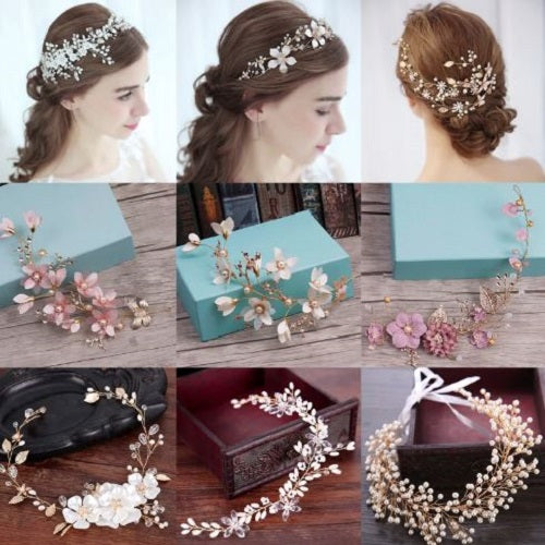 Wedding Hair Accessories