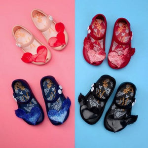Heart Pool Shoes