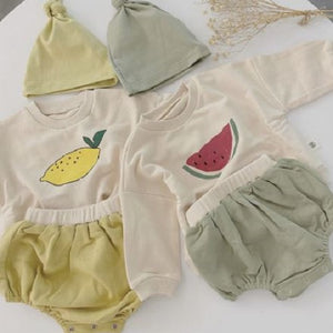 Fruit Bubble Set
