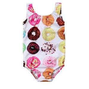 Doughnut Bathing Suit