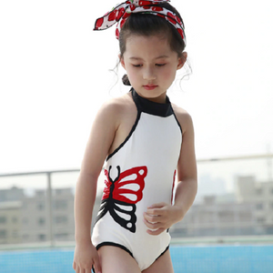 Butterfly Bathing Suit