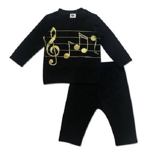 Musical Pajamas Long Sleeve