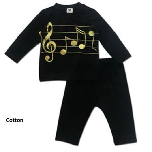 Cotton Musical Pajamas