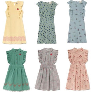 Bobo Choses Ruffle Dresses