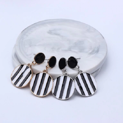 Stripe Earrings
