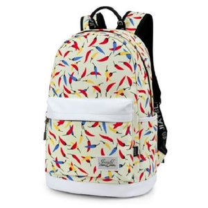 Jalapeno Print Backpack