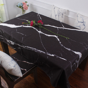 Marble Tablecloth