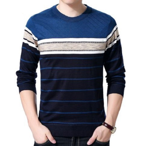 Knit Stripe Sweater