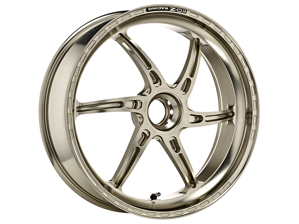 oz racing gass rs-a lightweight motorcycle wheels techno silver