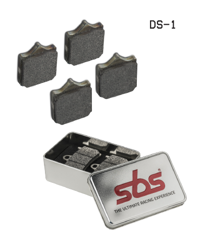 SBS Brake Pads - DS1 Compound