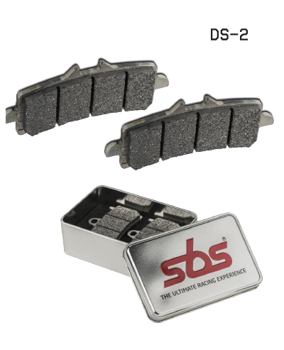 SBS Brake Pads - DS2 Compound