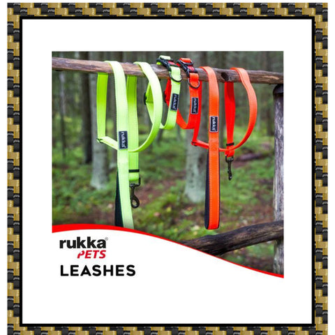 Rukka pets leashes dog leads collection