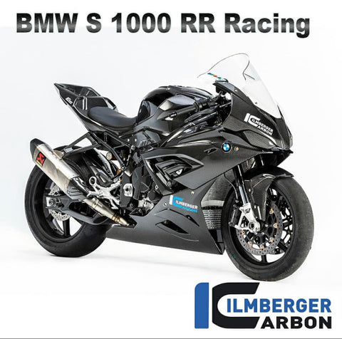 BMW s1000rr Racing Carbon fibre race parts from ilmberger carbonparts
