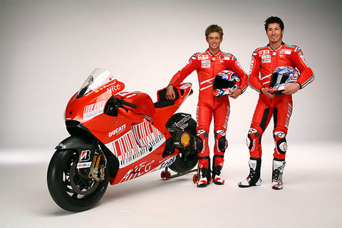 Ducati 2009 MotoGP team launch